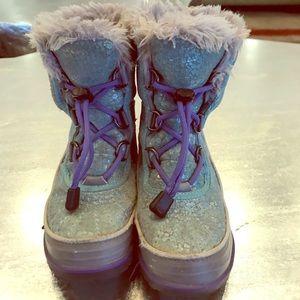 Children's Size 13 Sorel Boots